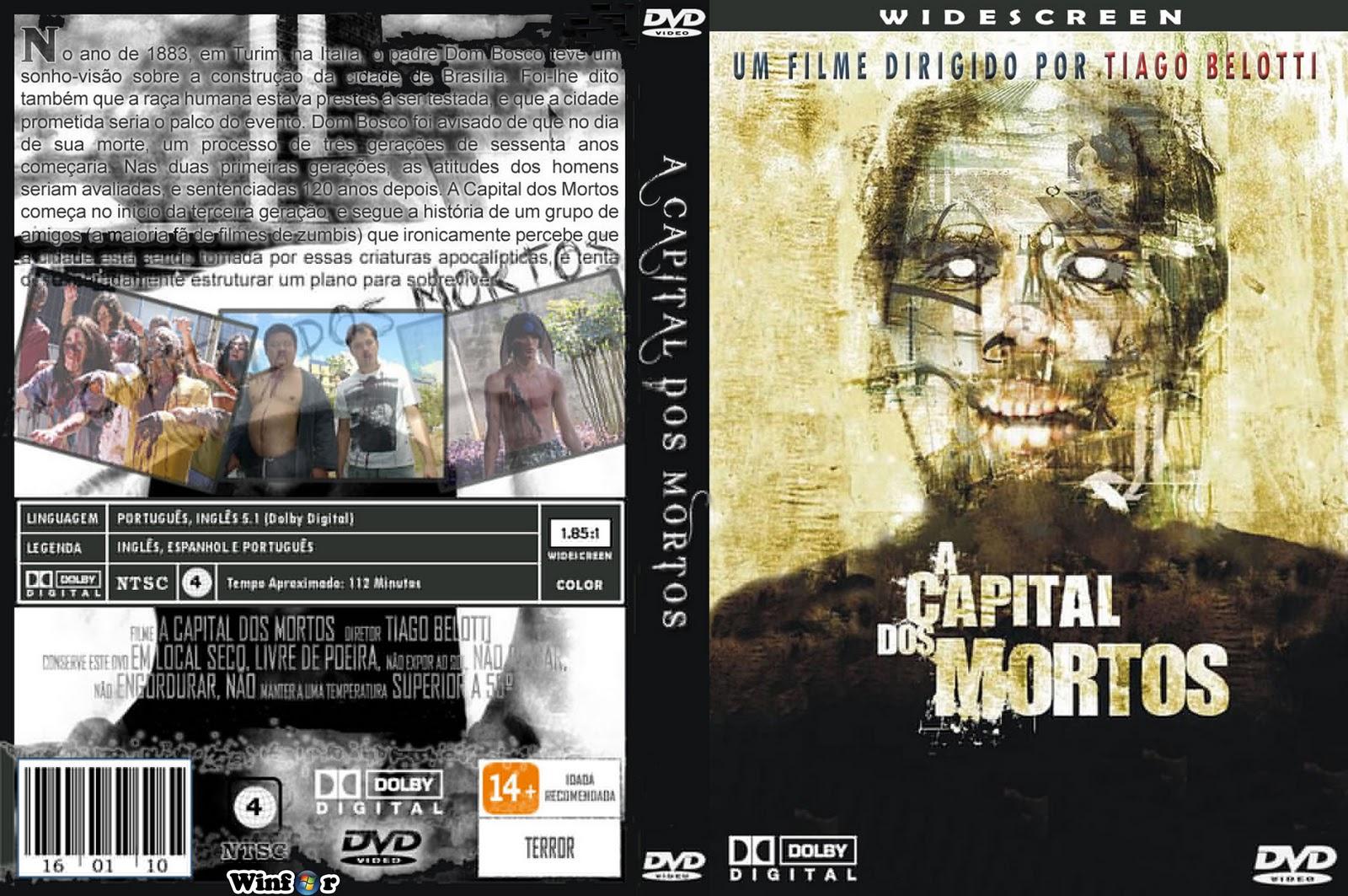 Resultado de imagem para a capital dos mortos