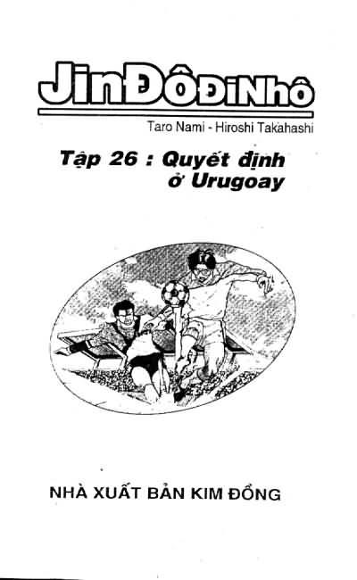 Jindodinho - Đường Dẫn Đến Khung Thành III Tập 26 page 1 Congtruyen24h