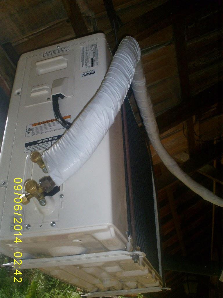 Manutenção e Instalação de ar condicionados em Petrópolis-RJ. (24) 988081120