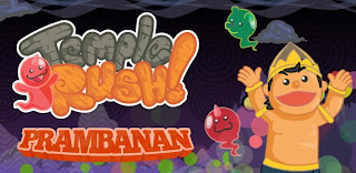 Temple Rush: Prambanan - Game Android buatan Indonesia