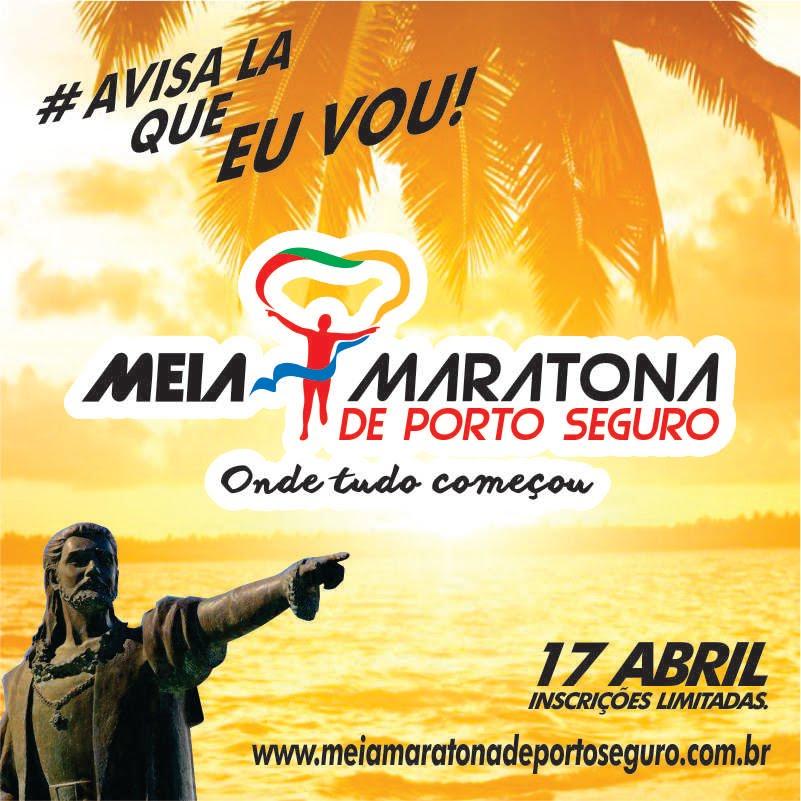 Meia Maratona Cidade de Porto Seguro 2016