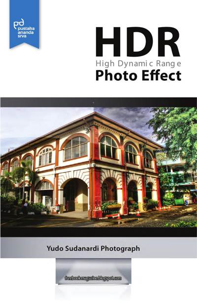 Buku Fotografi HDR Photo Effect