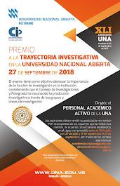 Premio a la Trayectoria Investigativa