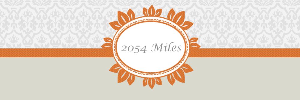 2054 Miles