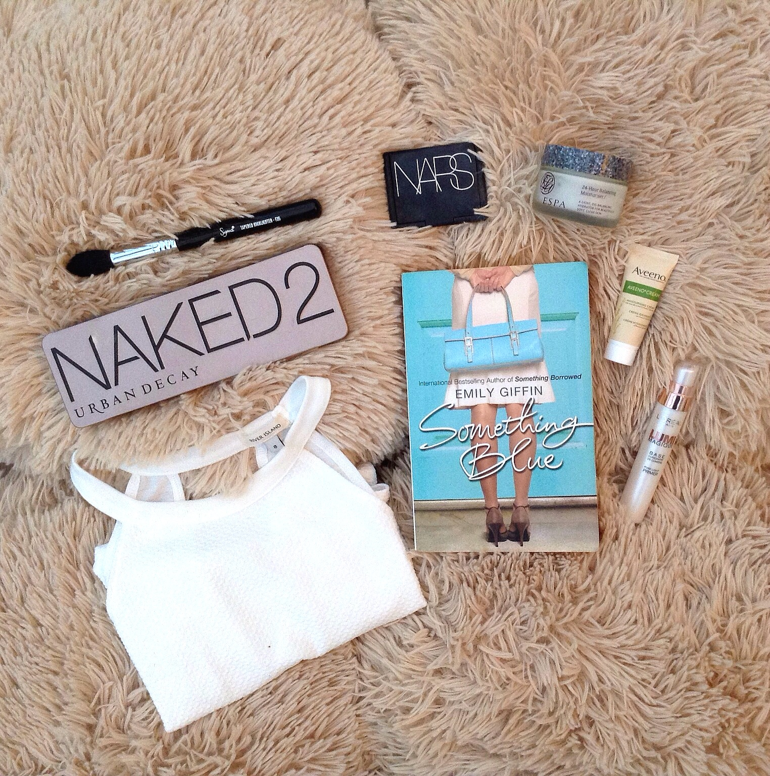 Monthly Favourites June - Naked 2, Sigma, Nars, ESPA, River Island