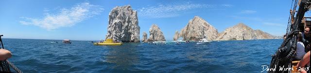 panorama, the arch , cabo san lucas, mexico, ocean, boat, tour