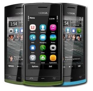 Review Nokia 500 | Kelebihan Dan Kekurangan Nokia 500