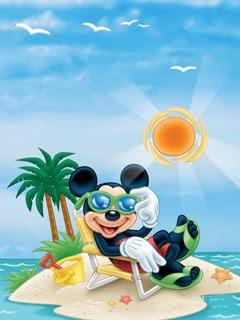 Baixar Papel de parede para Celular 320x240 - Mickey Mouse
