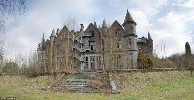 Κάστρο Chateau Miranda…το παράξενο φρούριο