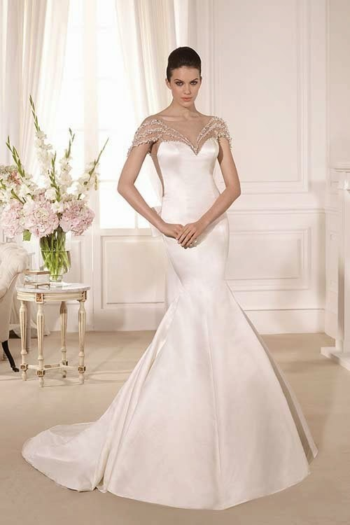 2014 Luxury Wedding Dresses Collection by Tarik Ediz White Part 2