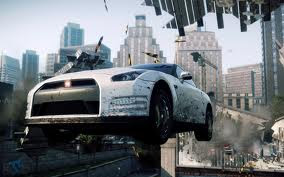 Need For Speed Most Wanted 2012 gameplay
