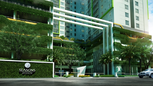 Seasons Avenue sắp chính thức ra mắt với nhiều ưu đãi