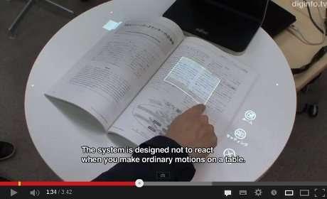 Kertas Touch Screen - Fujitsu