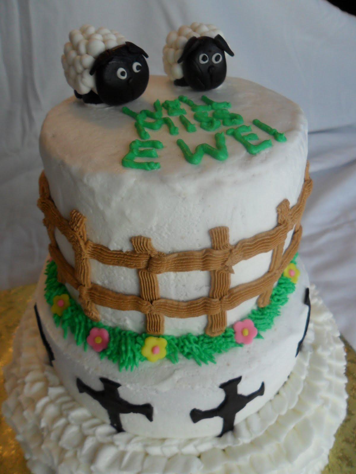 Larry The Cake Guy Pastors Farewell Cake