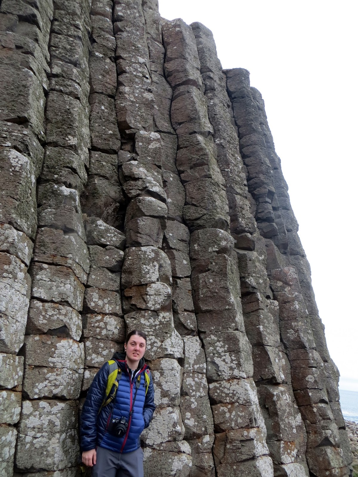 Nic Hilditch-Short, Giant's Causeway, Ireland, Northern Ireland, Basalt columns, volcanic rock, Antrim, causeway coast, amazing, places to see, bucket list, Ulster,