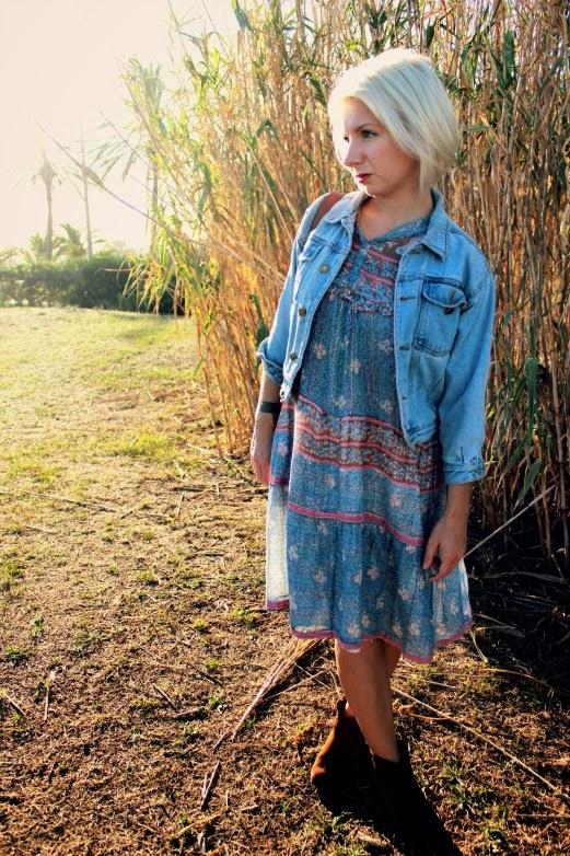 vestido clarito sin mangas