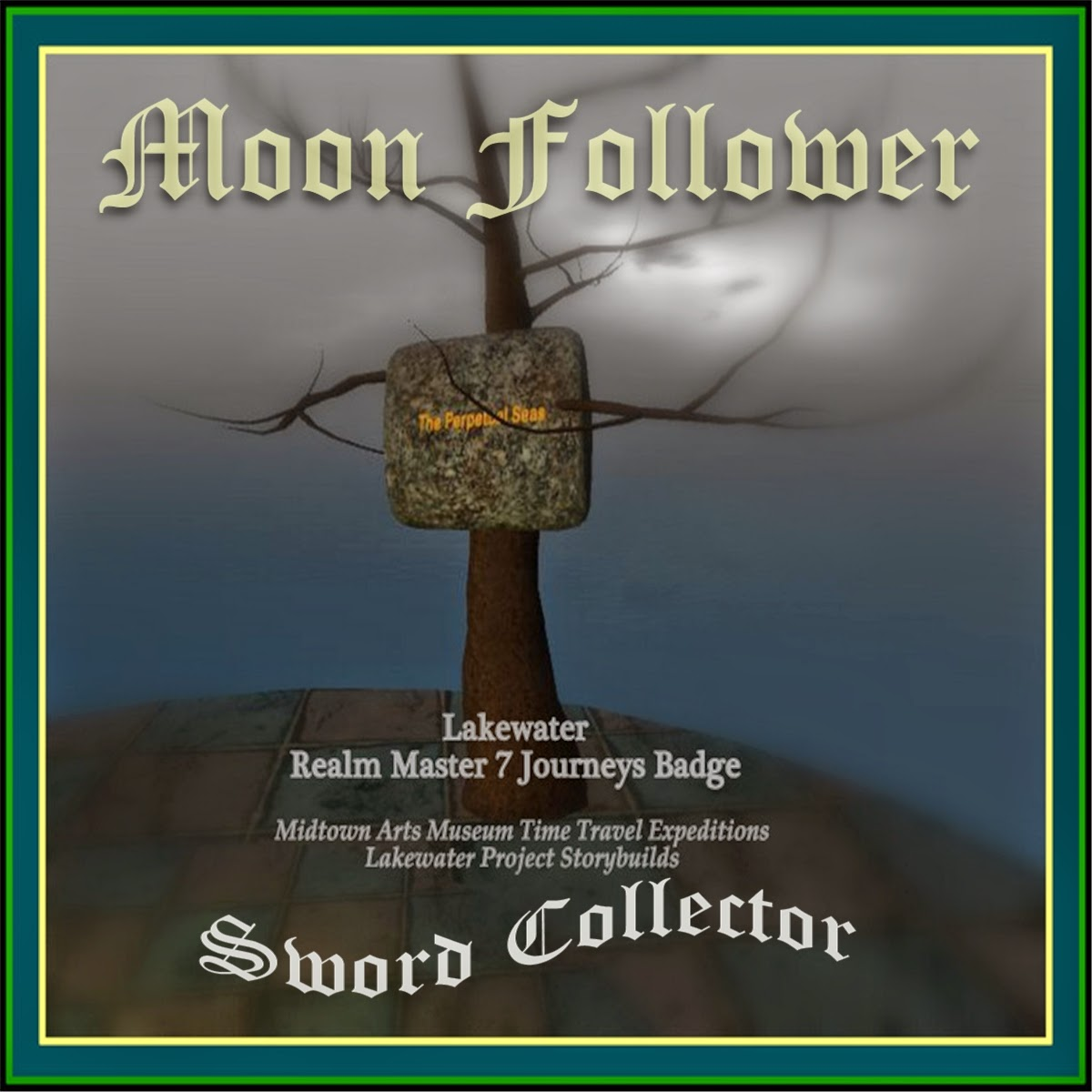 Moon Follower Expedition Badge