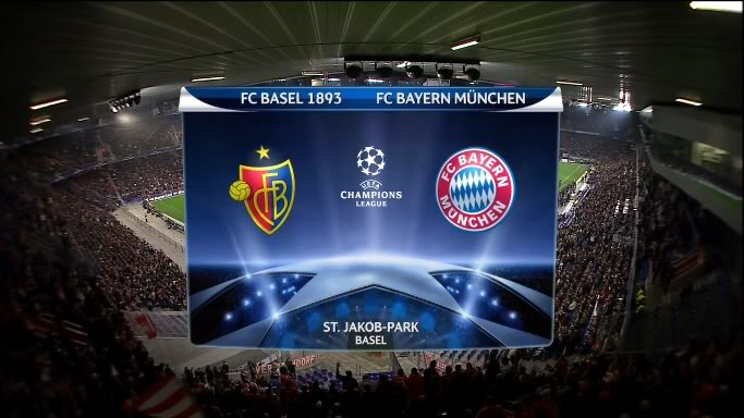 Watch Bayern Munich vs Basel  13.03.2012
