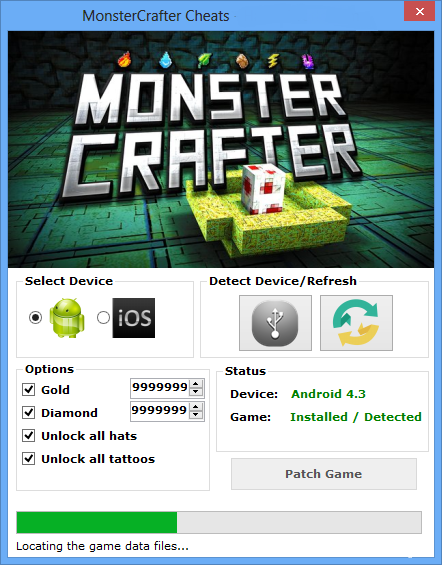 MonsterCrafter Cheats Hack
