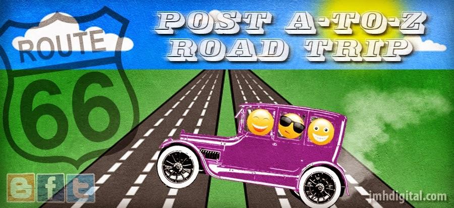 A-Z Road Trip 2014