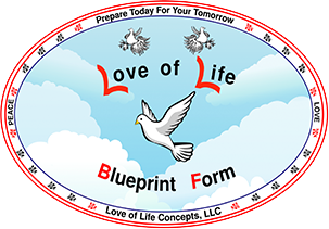 Love of Life Blueprint