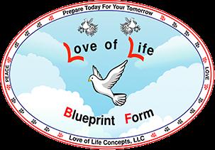 Love of Life Blueprint