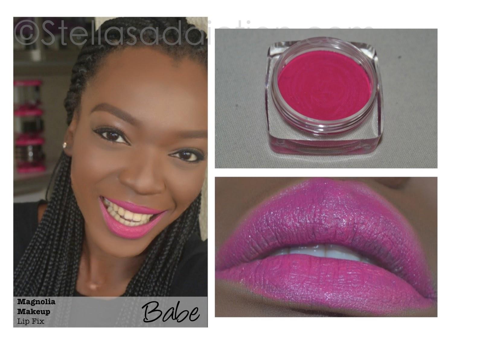 Product Review: Magnolia Makeup Lip Fix* - Stellau0026#39;s Addiction
