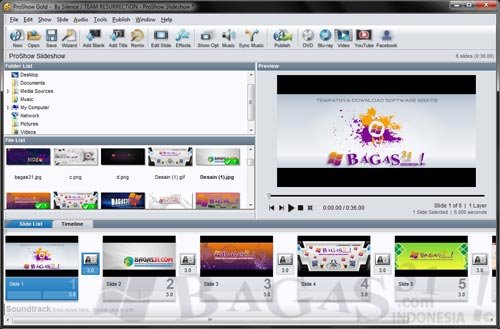 proshow download bagas31