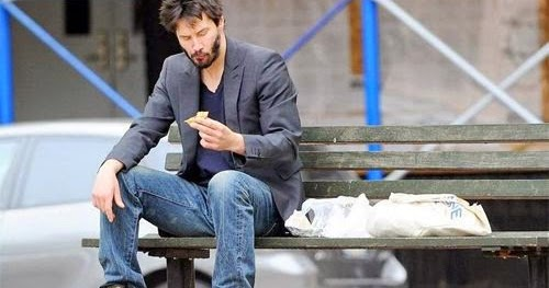 Keanu Reeves Nice Guy 105