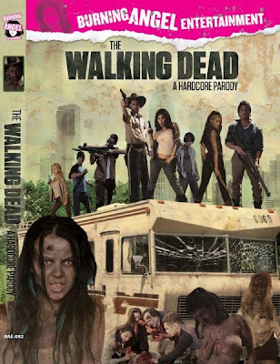 The Walking Dead: la porno parodia