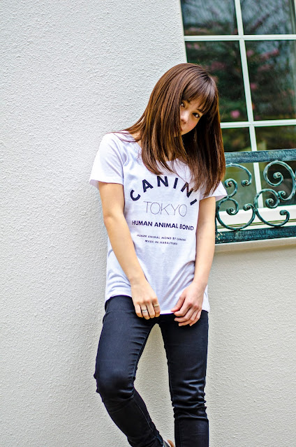 CANINI-TOKYO Tee