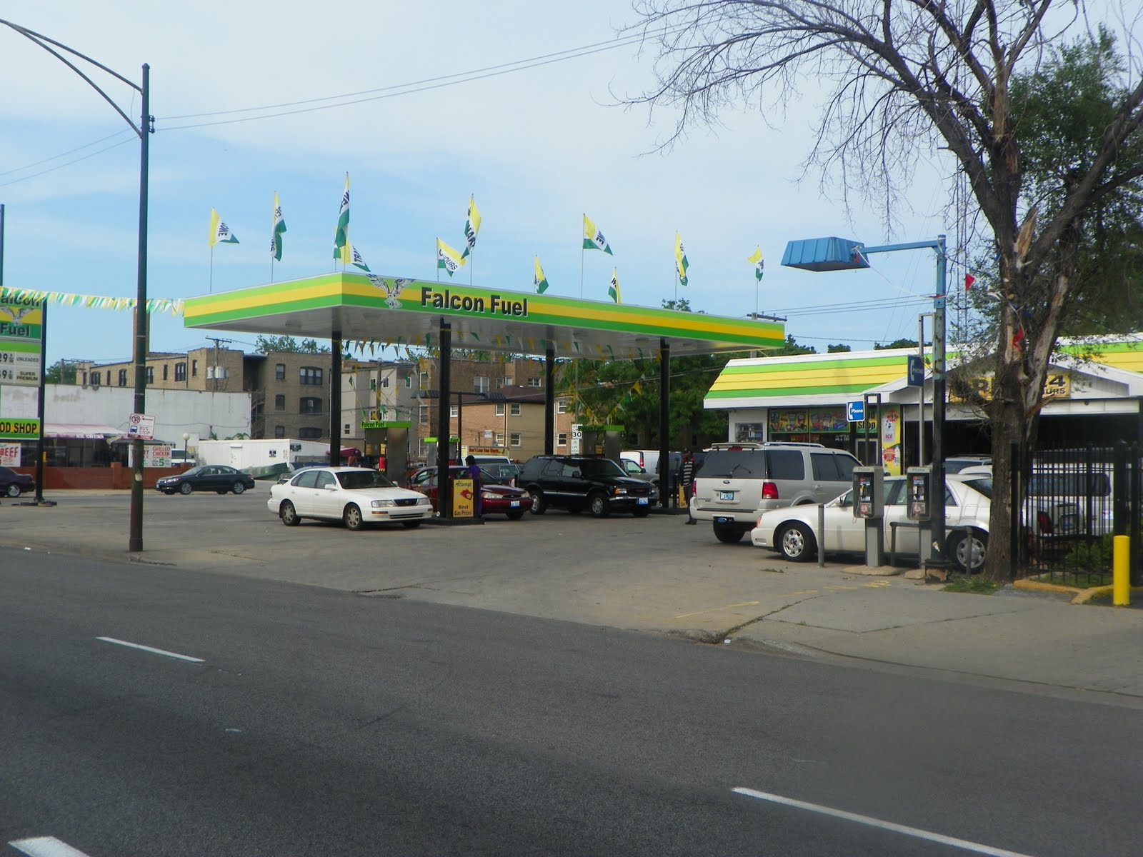 The End Of An Era No More African American Gas Stations