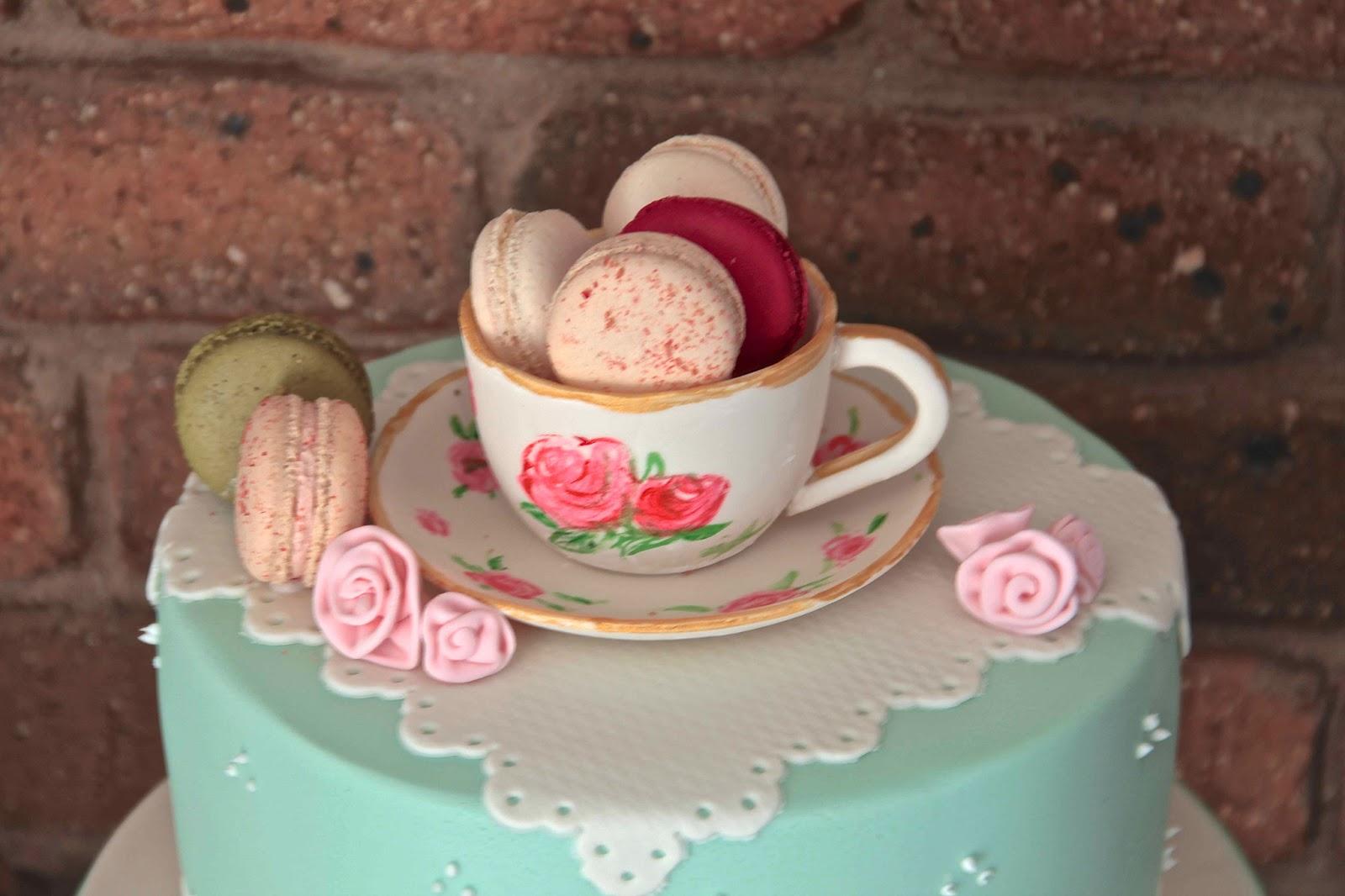 Bakerz Dad High Tea Cake