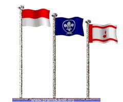 Bendera-bendera Pramuka