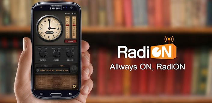 download RadiON APK 3.1.4 Version