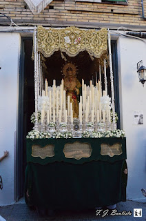 Virgen de Gracia y Esperanza de San Carlos