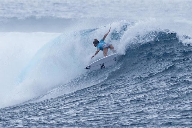 9 Coco Ho Fiji Womens Pro Fotos WSL  Stephen Robertson