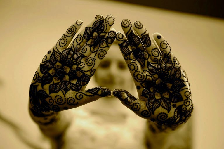 Traditional Indian Mehndi Designs