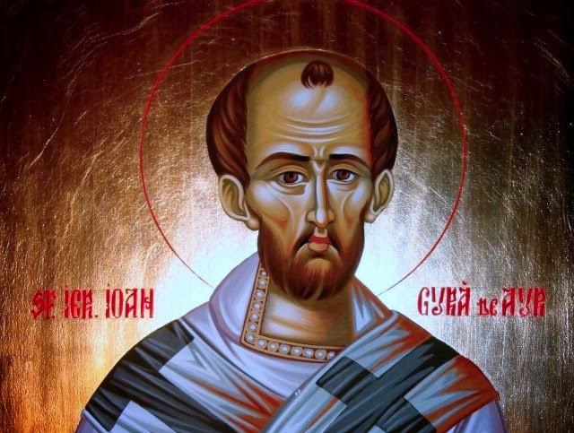 Sfantul Ioan Gura de Aur despre eretici