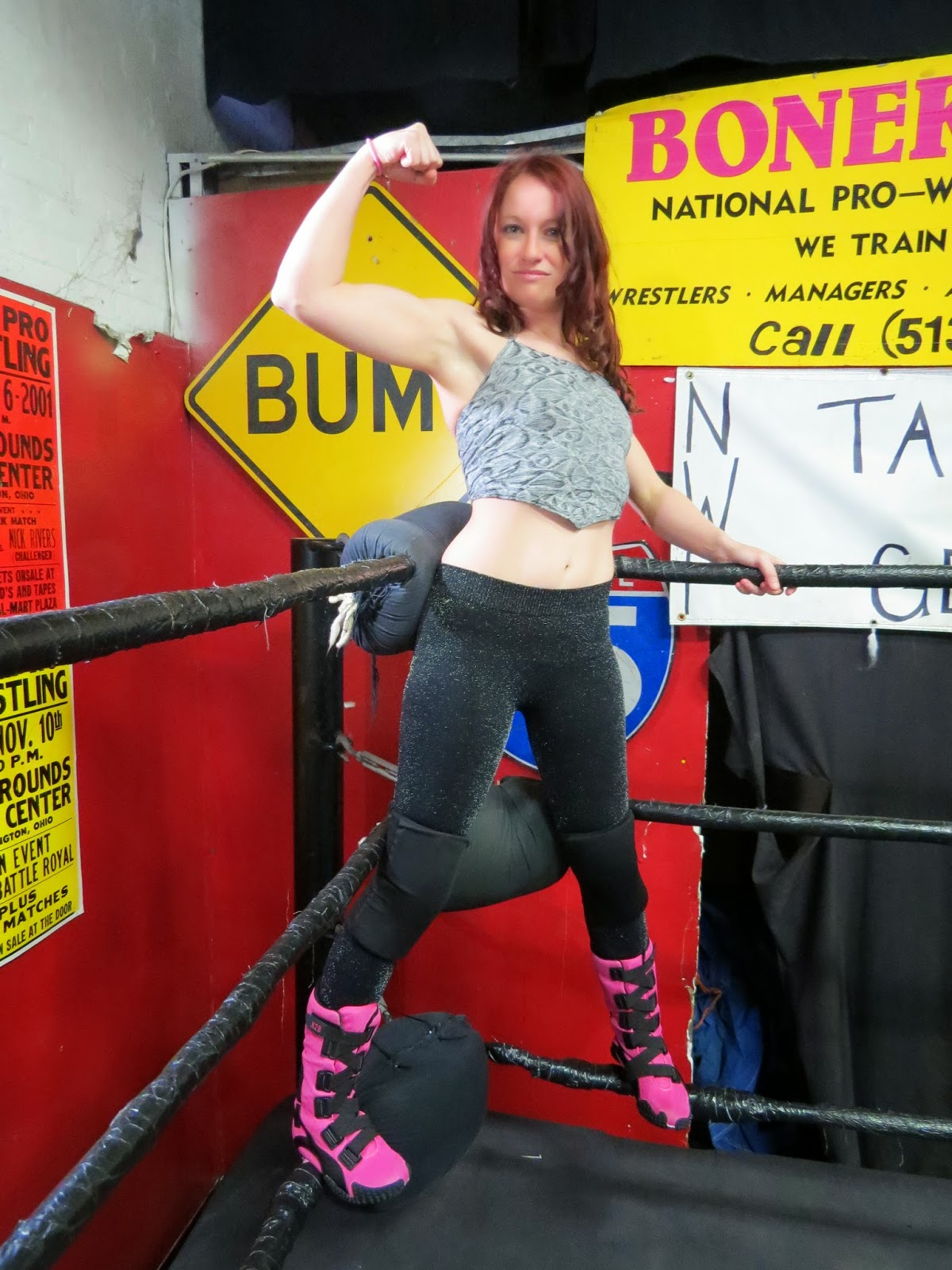 Sybil Starr Productions Female Fantasy Fighting: Hell 7