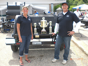 2012 Spring Smokin Competition - Ellington, MO