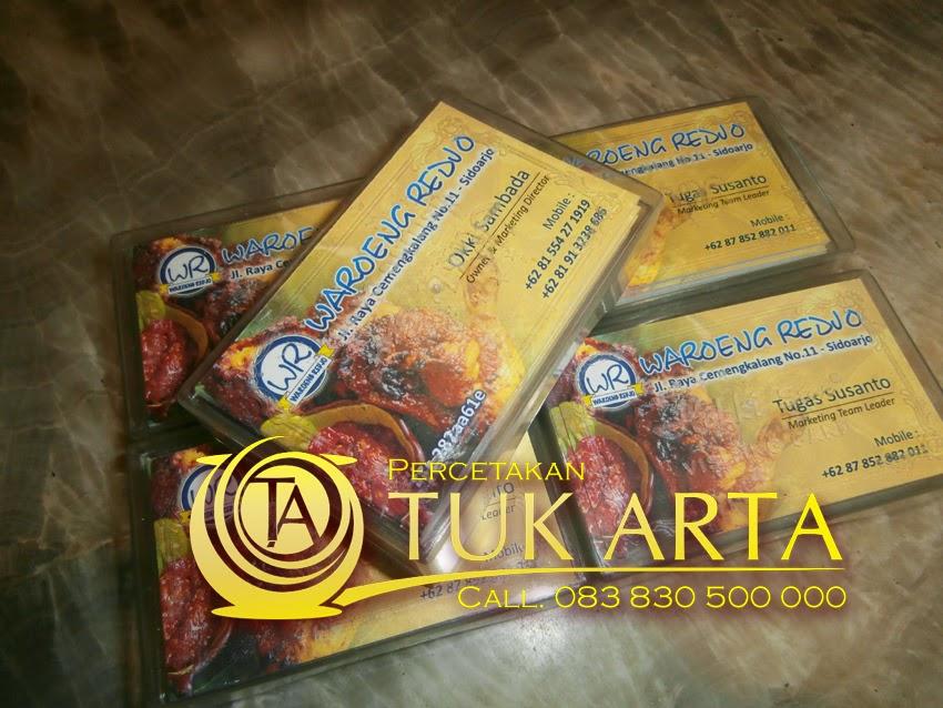 cetak kartu nama surabaya