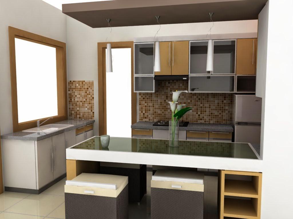 hias ruang dapur yang sempit afdalila abas