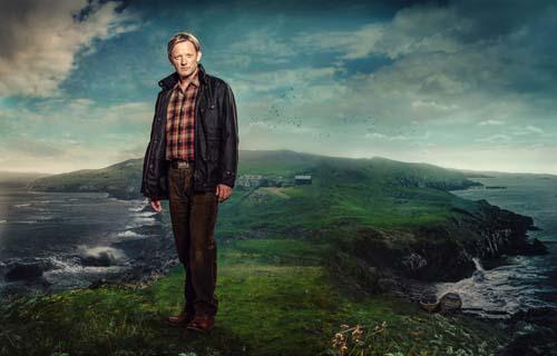Shetland, BBC1, Douglas Henshall as Jimmy Perez