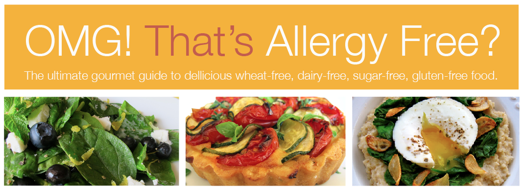 OMG! That's Allergy Free?