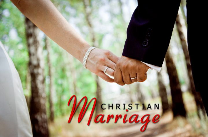 a look at the institution of marriage from a christian perspective Evolution: marriage has not been established by god, neither did it exist from   by the creator it is therefore not a humanly devised institution.