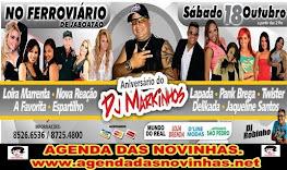 FERROVIÁRIO DE JABOATÃO - ANIVERSÁRIO DO DJ MARKINHOS.
