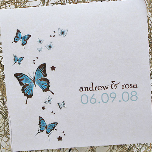 Butterfly wedding invitations butterfly wedding invitations for Butterfly wedding