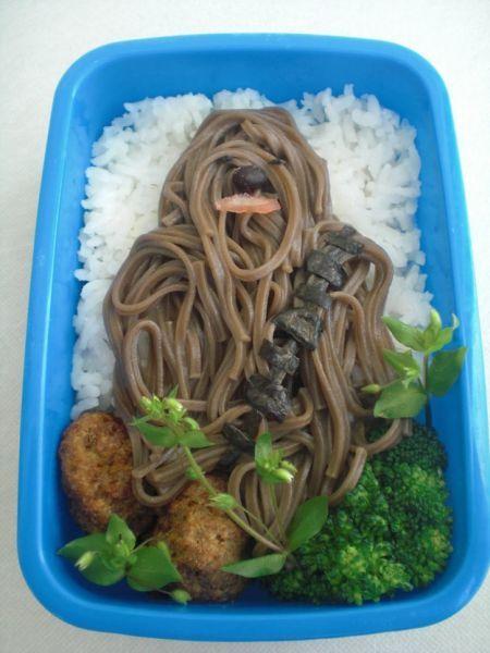Funny Food Art Pics