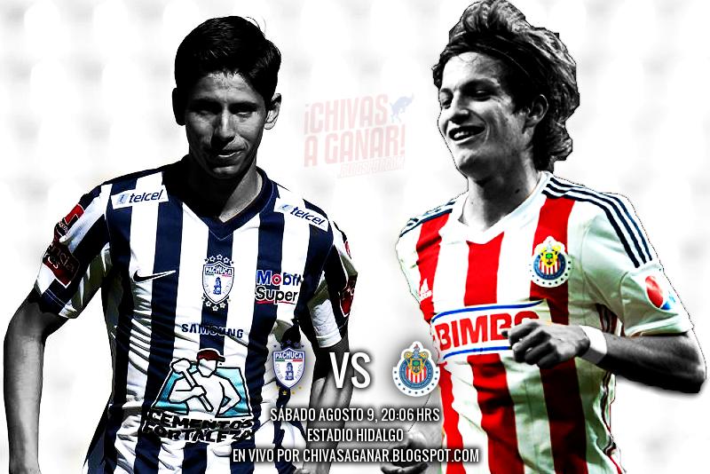 Tuzos vs Chivas - Jornada 4 Apertura 2014.